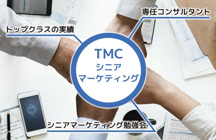 3つの特徴 TMCの強み